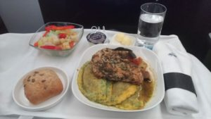 Aer Lingus' Express Meal Service