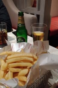 Movenpick - Beer & Fries...