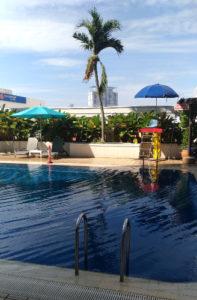 Hotel Jen Penang Pool