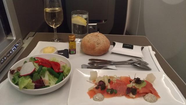 Club World food service