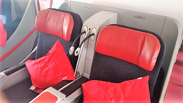 Premium Flatbed seats