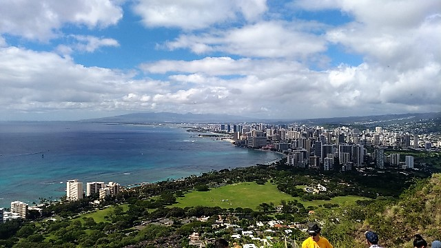 Diamond Head Peak