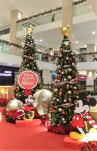 Christmas at the Intermark!
