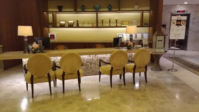 Equarius Hotel - Concierge Desk