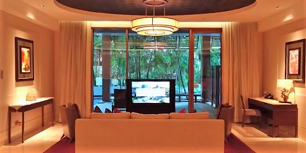 Deluxe Pool Suite - Equarius Hotel