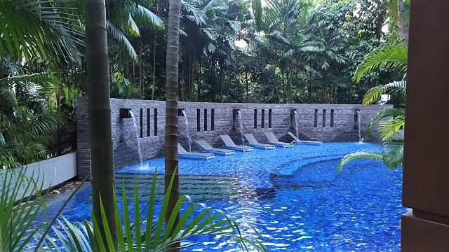 Equarius Hotel Pool