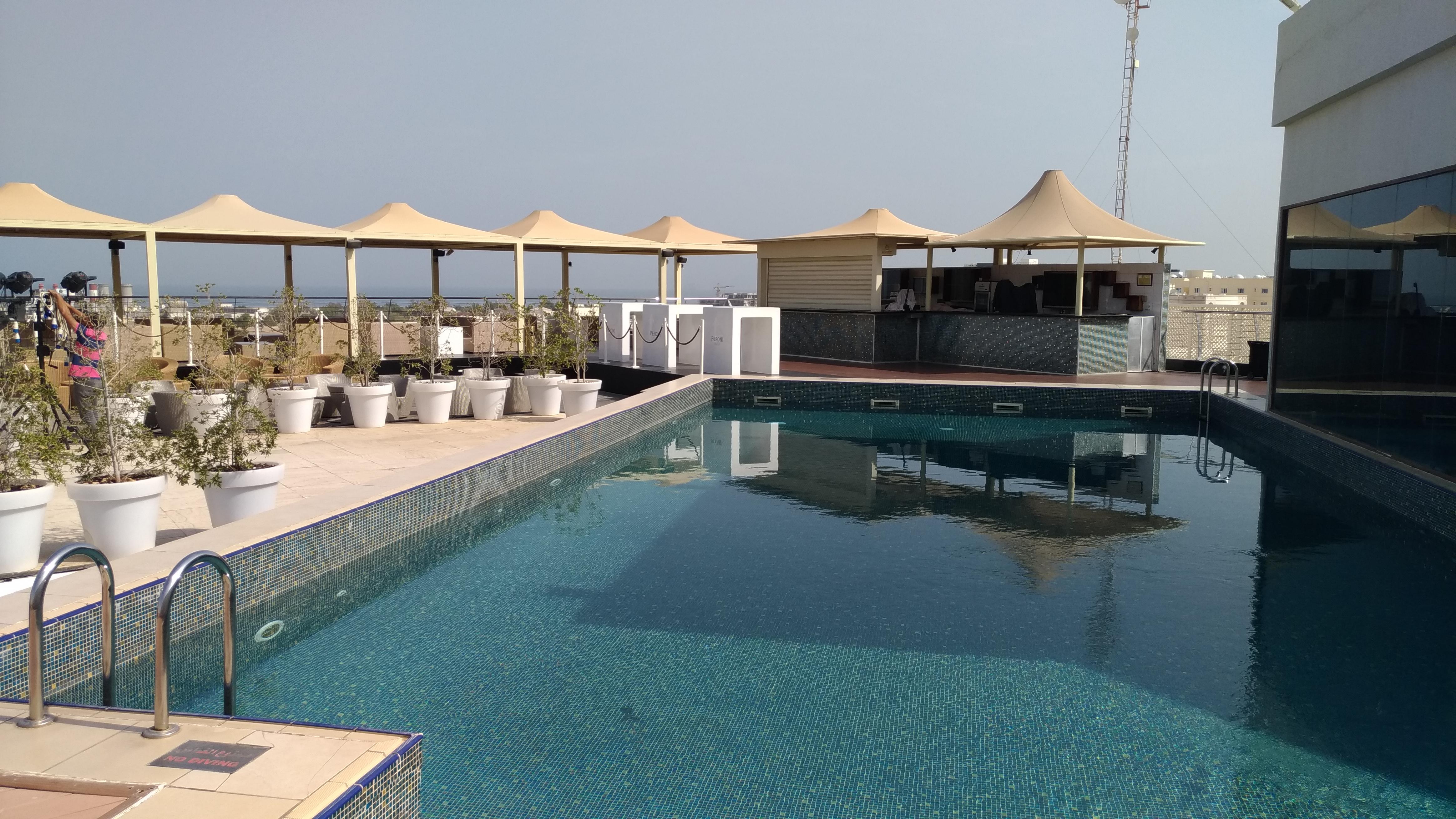 Park Inn Muscat Pool