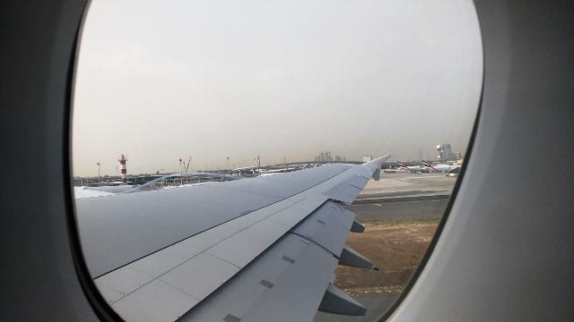 Onto the second flight...