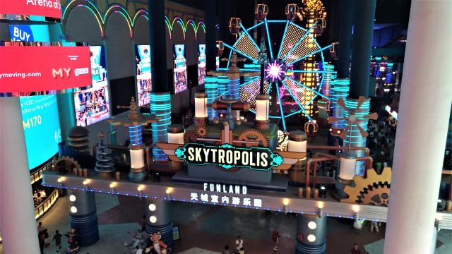 Genting Skytropolis