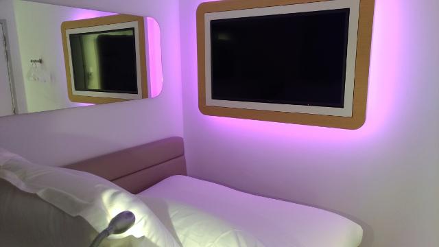 YotelAir Cabin