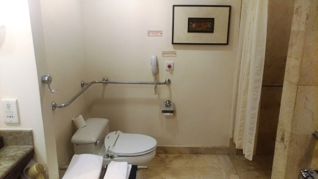 Bumi Surabaya bathroom