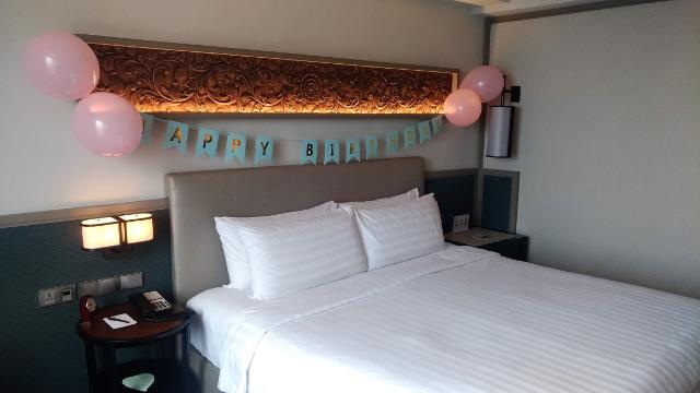 Shangri-La Surabaya Room
