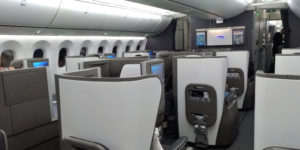 BA Club World Cabin