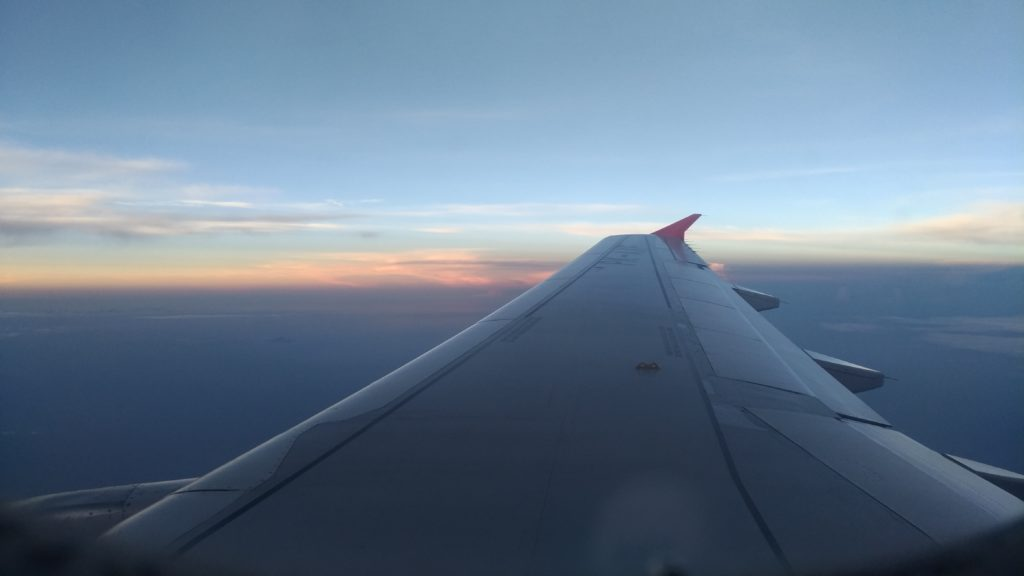 AirAsia window seat