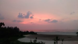 Shangri-La Rasa Ria Sunset