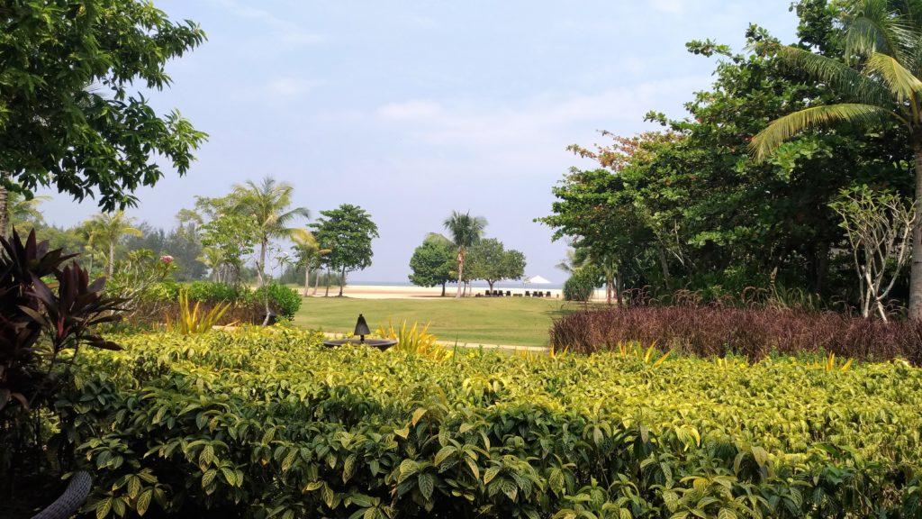 Rasa Ria gardens
