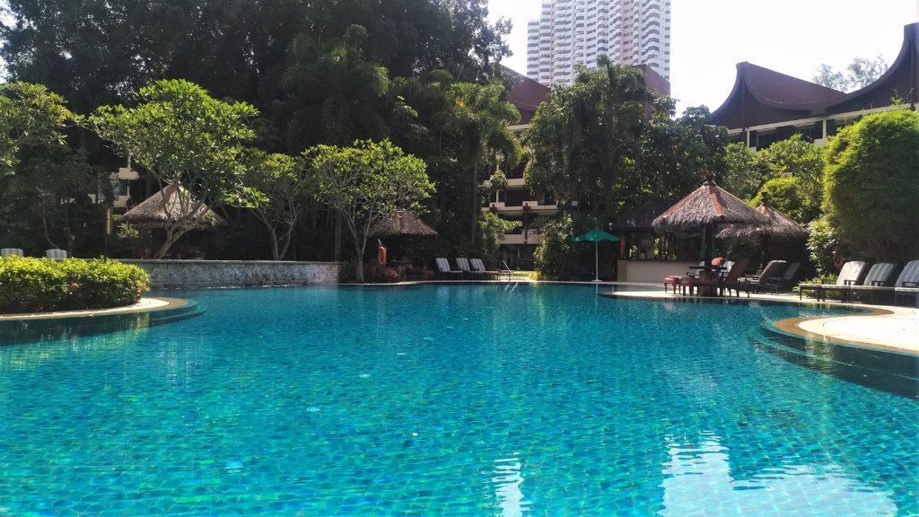Rasa Wing exclusive pool