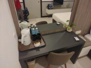D'Wharf room amenities