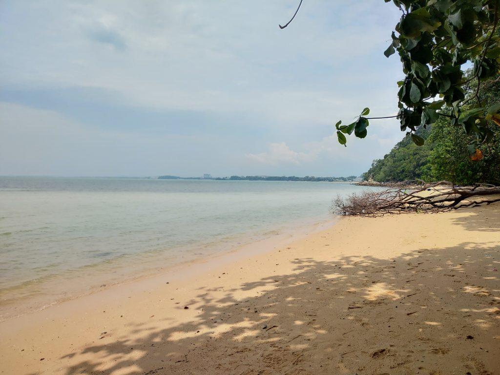 Beach at Port Dickson