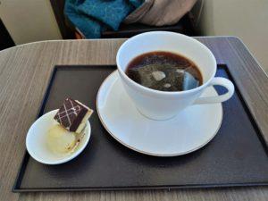 Oman Air - Coffee