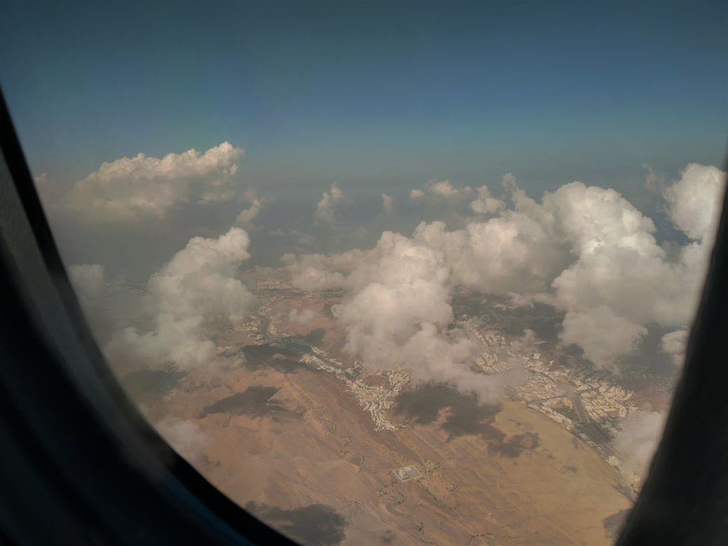 Oman - from above!