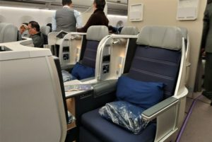 Malaysia Airlines Business Class - A350