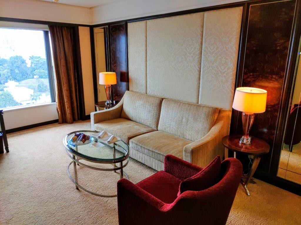 Shangri-La KL Exec Suite