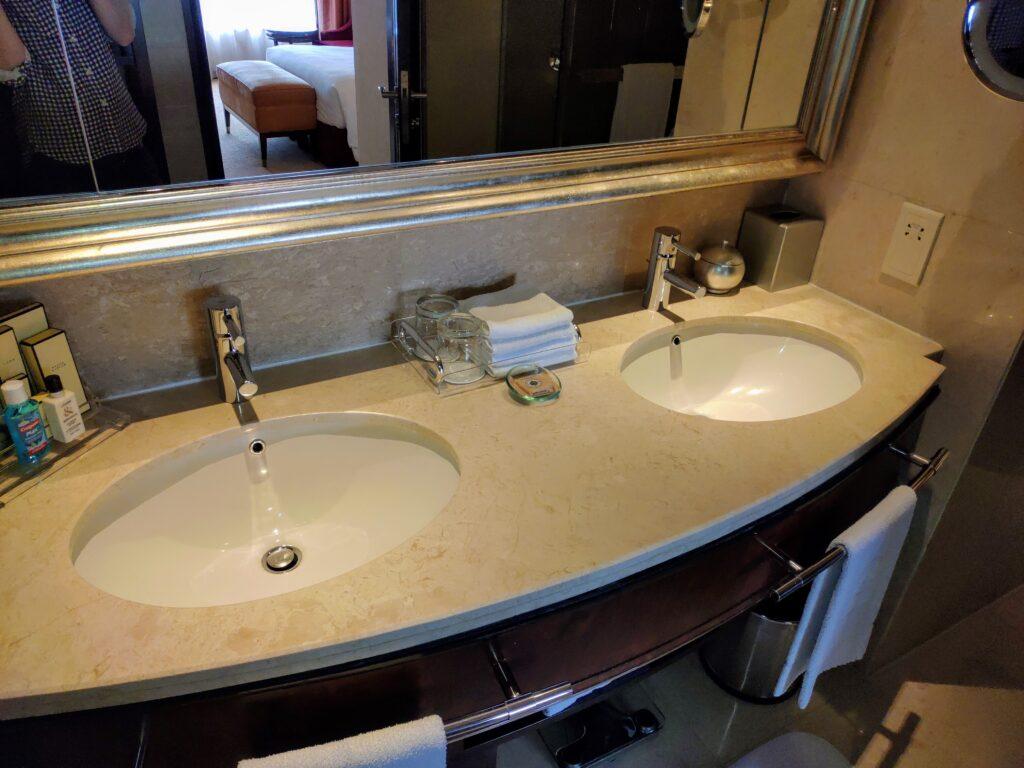 Shangri-La Bathroom