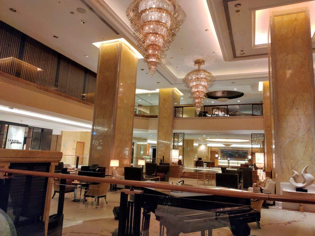 Shangri-La KL Lobby